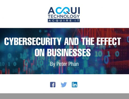 Cybersecurity and the effect on businesses