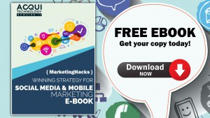 Free E-Book: MarketingHacks: Winning Strategy for Social Media and Mobile Marketing
